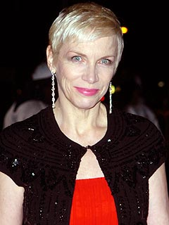 annie lennox into the west